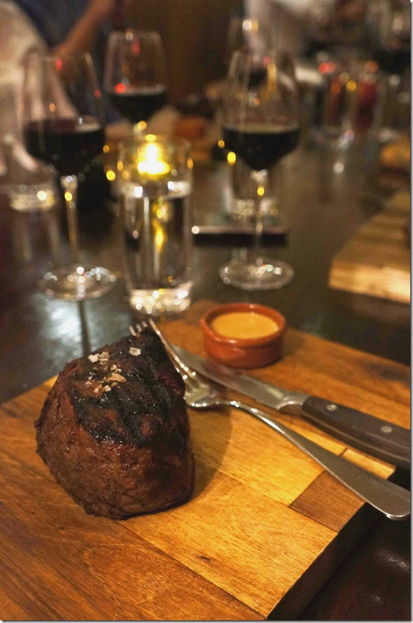 400gm eye fillet from Darling Downs, New South Wales $56