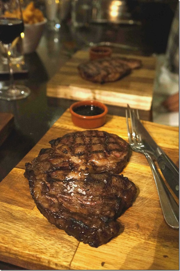 350gm Wagyu rib eye from Oakleigh ranch, Central Queensland MBS 7+ $52