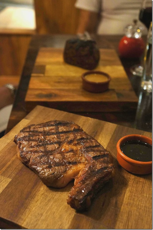 350gm grain-fed Scotch fillet from Darling Downs Queensland $32