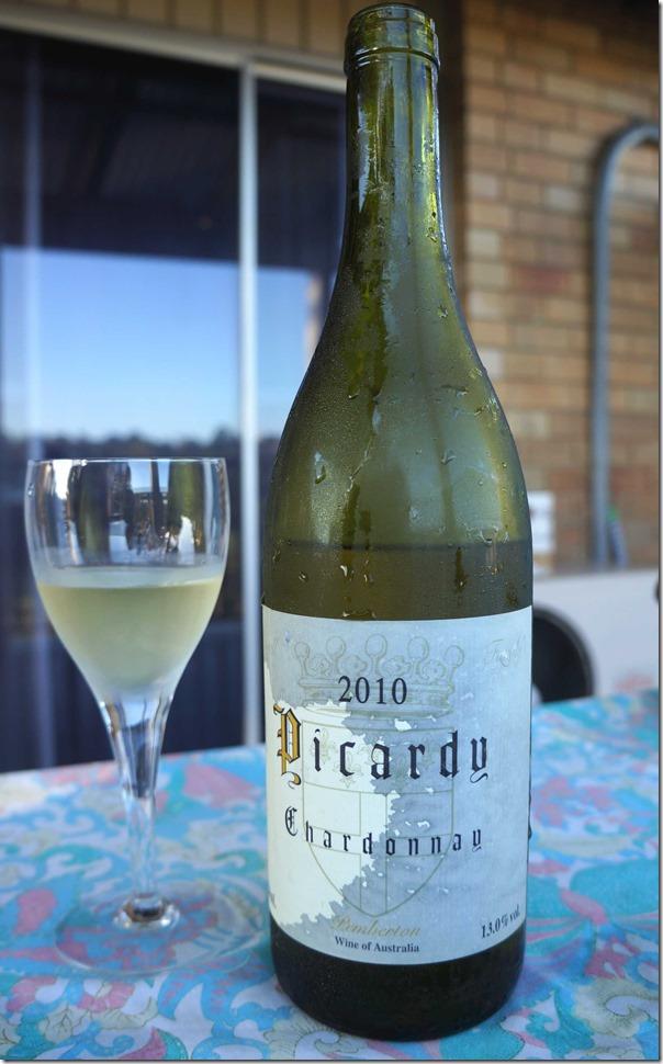 2010 Picardy Chardonnay