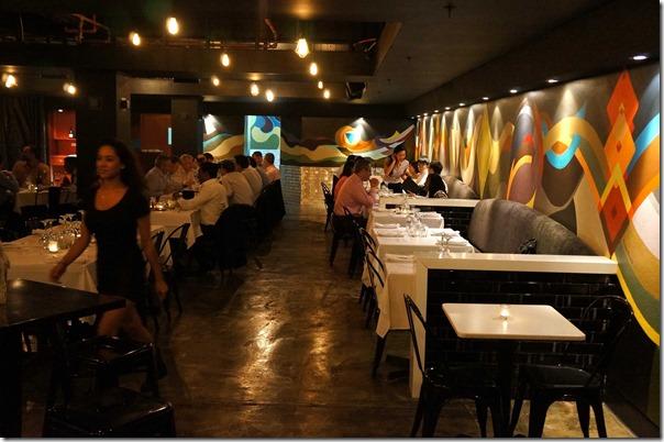 Dining room ~ Contrabando, Sydney