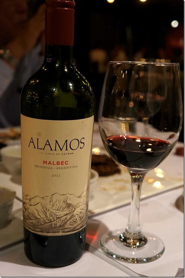2012 Alamos Malbec $49