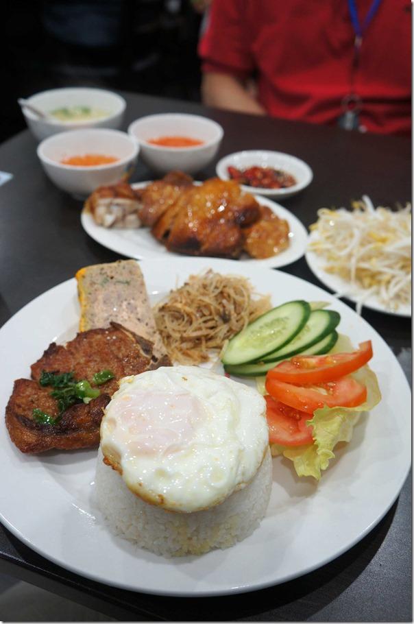 Com Tam Suon Nuong $12.50