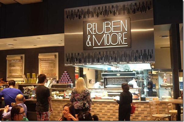 Reuben & Moore at Westfield Sydney