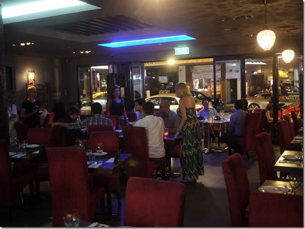 Dining room, Arabella Restaurant & Bar, Newtown