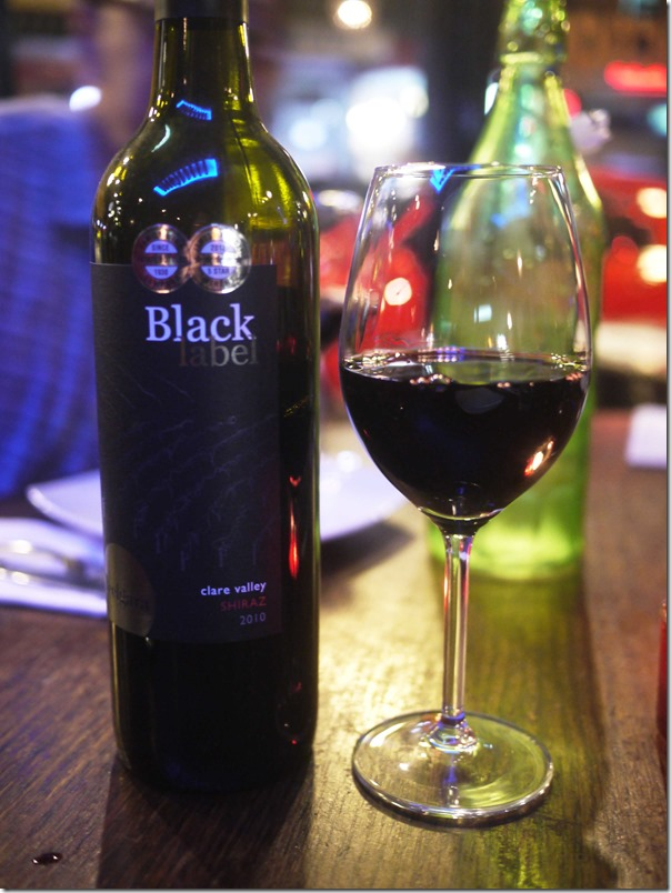 2010 Beelgara Estate Black Label Shiraz