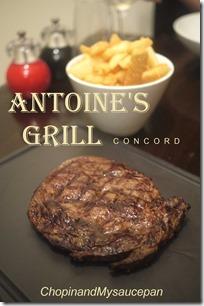 Antoine's Grill Concord