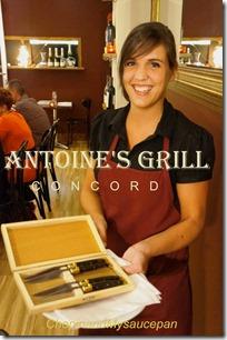 Antoine's Grill, Concord