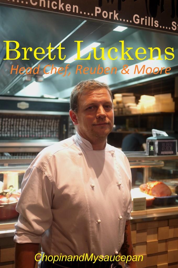 Brett Luckens