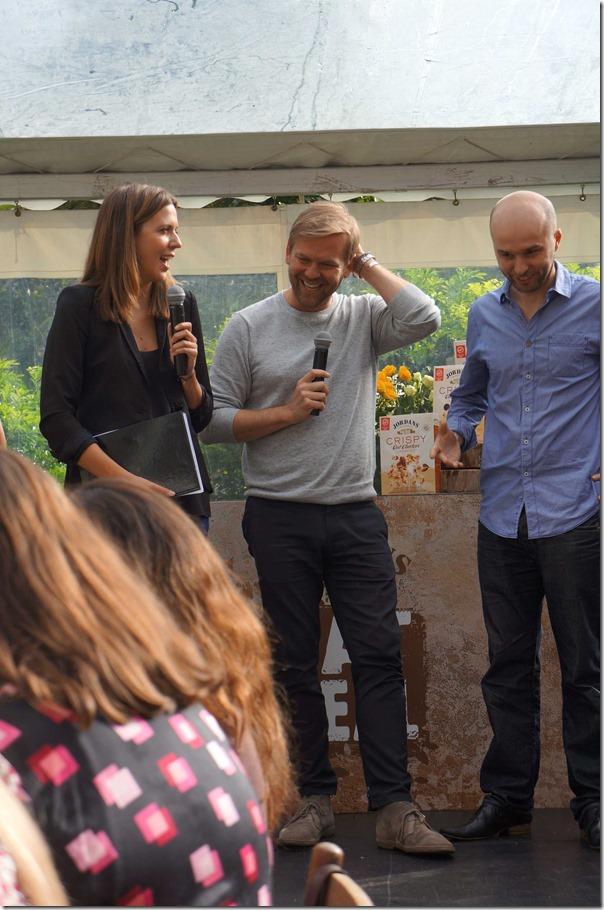 Bill Granger launches Community Garden Initiative