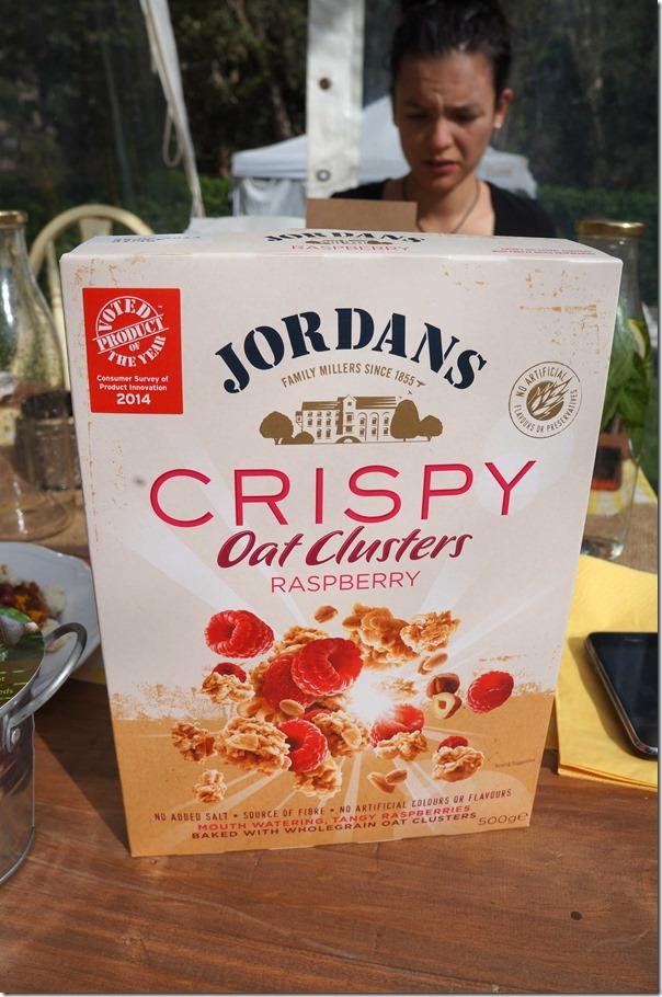 Jordans Crispy Oat Clusters