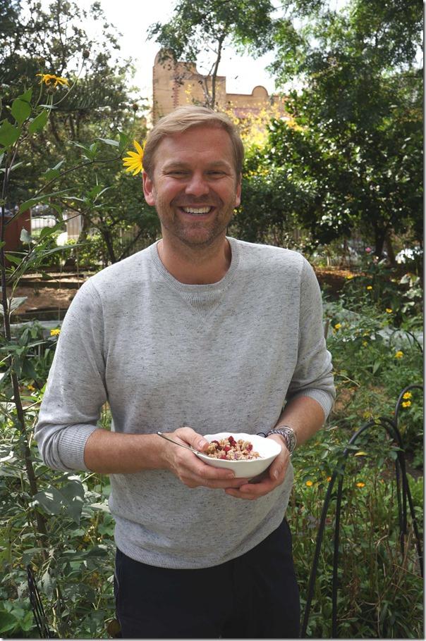 Bill Granger - Australia's own king of breakfast
