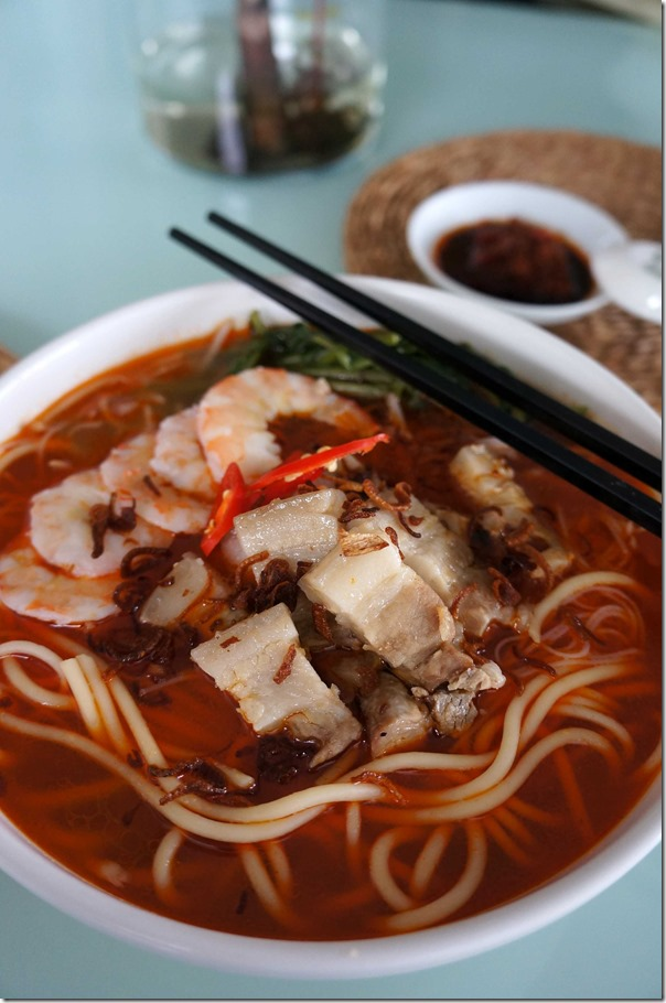 The real deal: ChopinandMysaucepan's Pork Belly Prawn Noodle