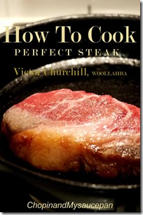 How To Cook Perefect Steak