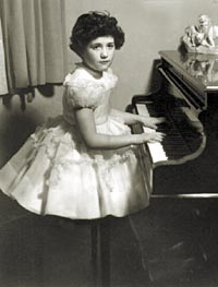 Little Martha Argerich