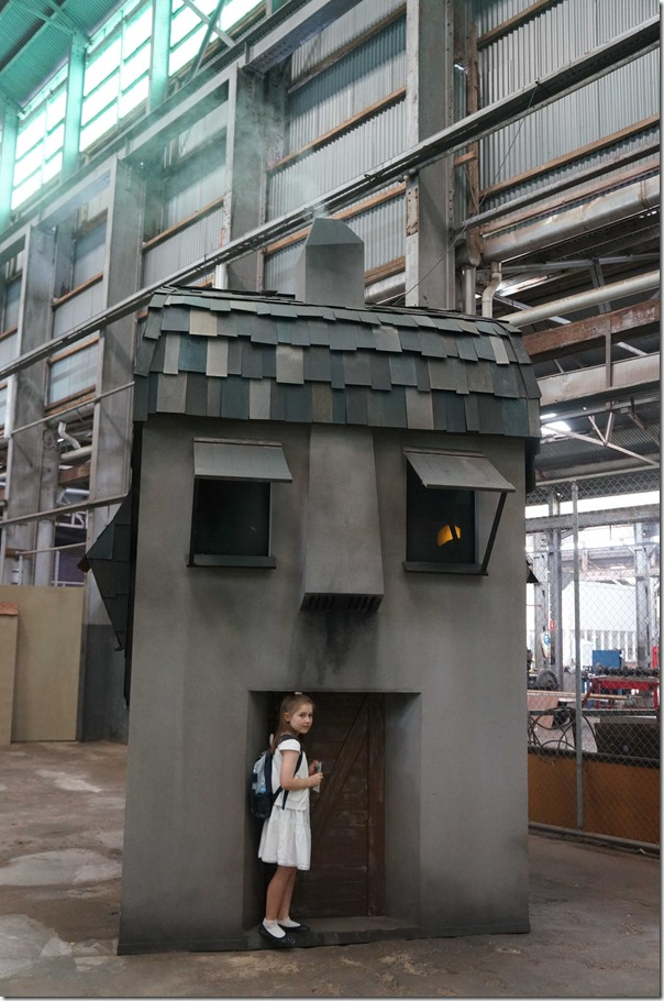 """""""Mum, I want a cubby house like this one!"""""""