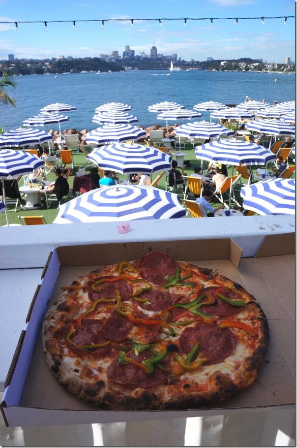 Diavola pizza $22