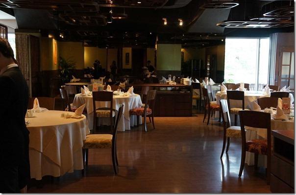 Dining room, Elegant Inn, Kuala Lumpur