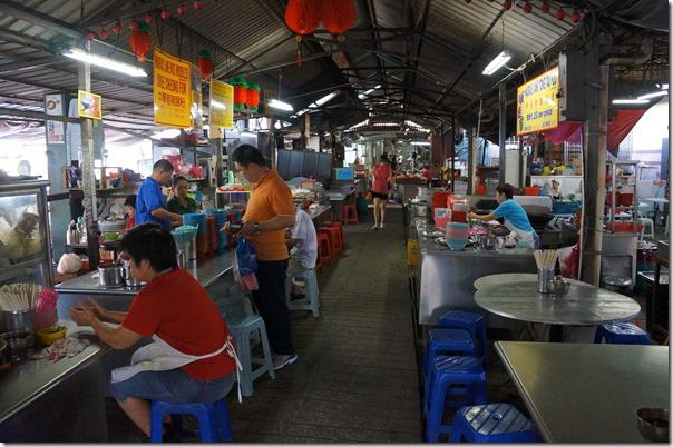 Madras Lane hawkerfare, Kuala Lumpur