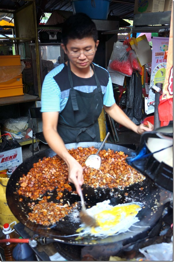Chai Tow Kway, Jalan Imbi Market, Kuala Lumpur