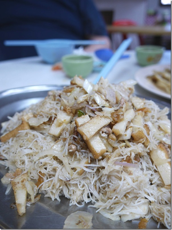 'Pak mai fun' stir-fried rice vermicelli RM20 / A$6.90