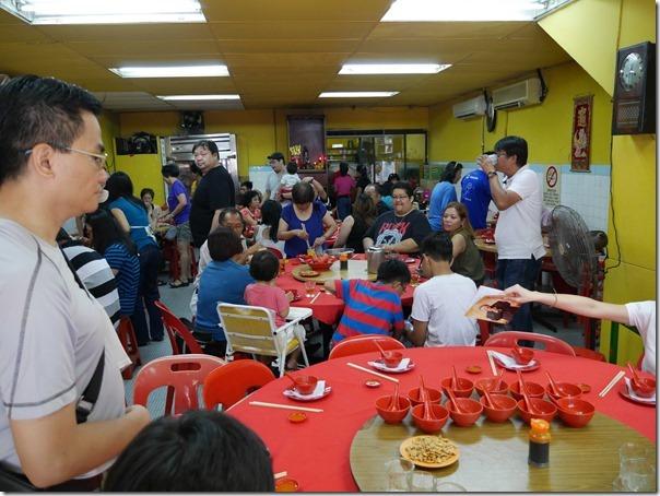 Dining room, Restoran Soo Kee, Kuala Lumpur