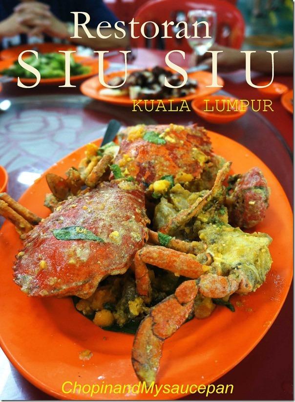Restoran Siu Siu, Kuala Lumpur