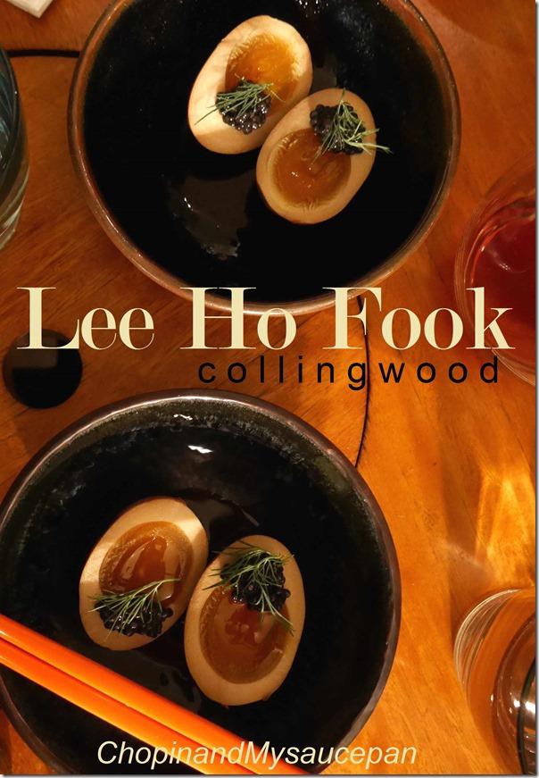 Lee Ho Fook