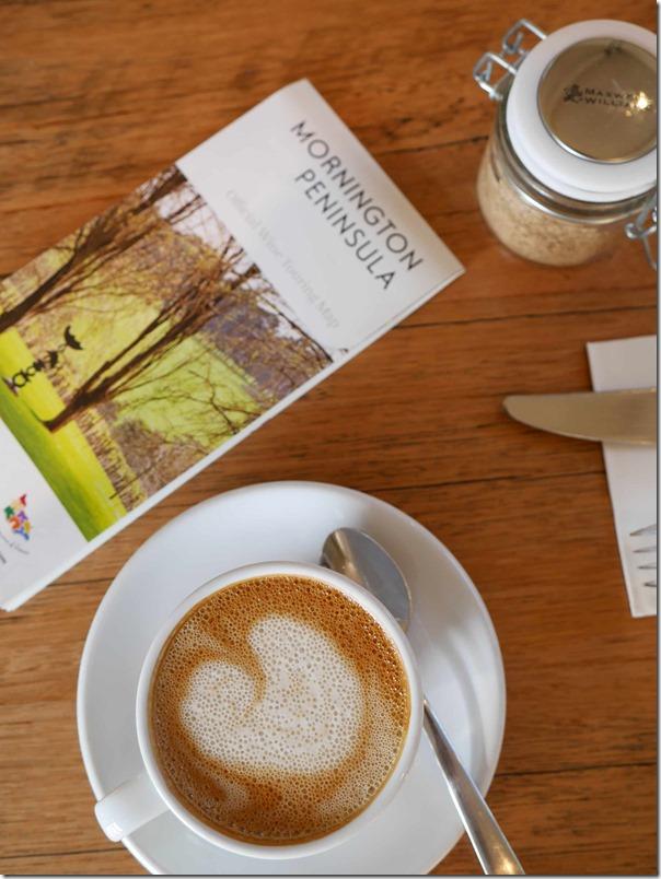 Cafe Chardonnay Menu