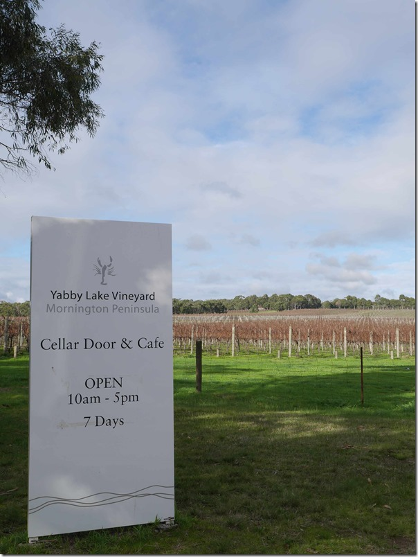 Yabby Lake Vineyard, Mornington Peninsula, Victoria