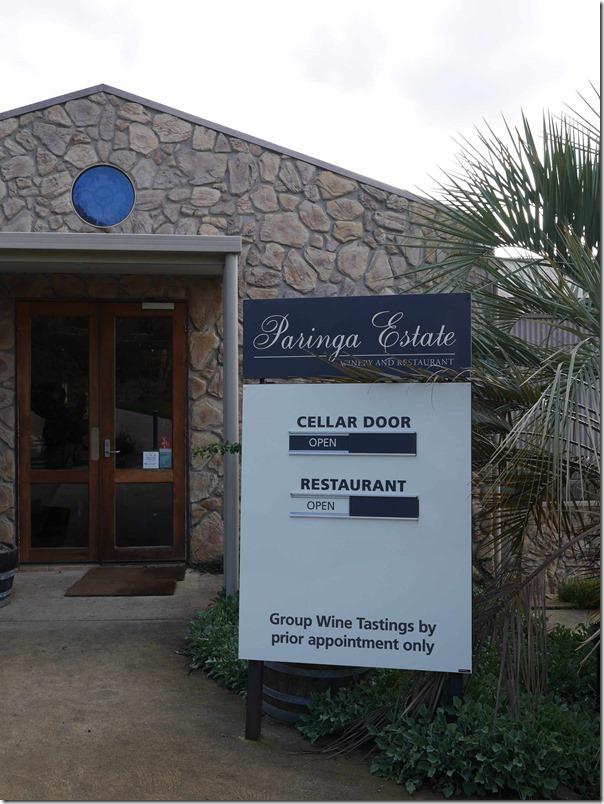 Cellar door at Paringa Estate Winery, Red Hill South Mornington Peninsula, Victoria