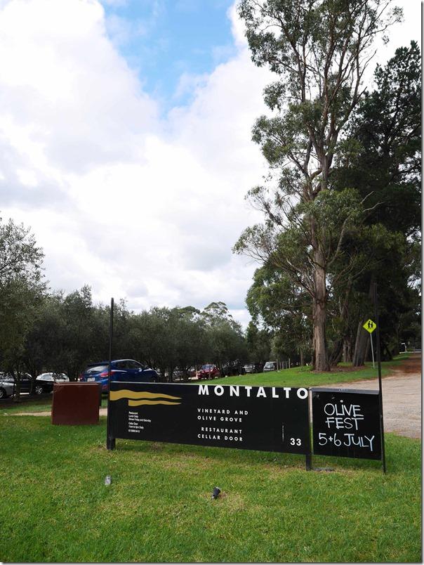Montalto Vineyard & Olive Grove, 33 Shoreham road, Red Hill South, Mornington Peninsula, Victoria