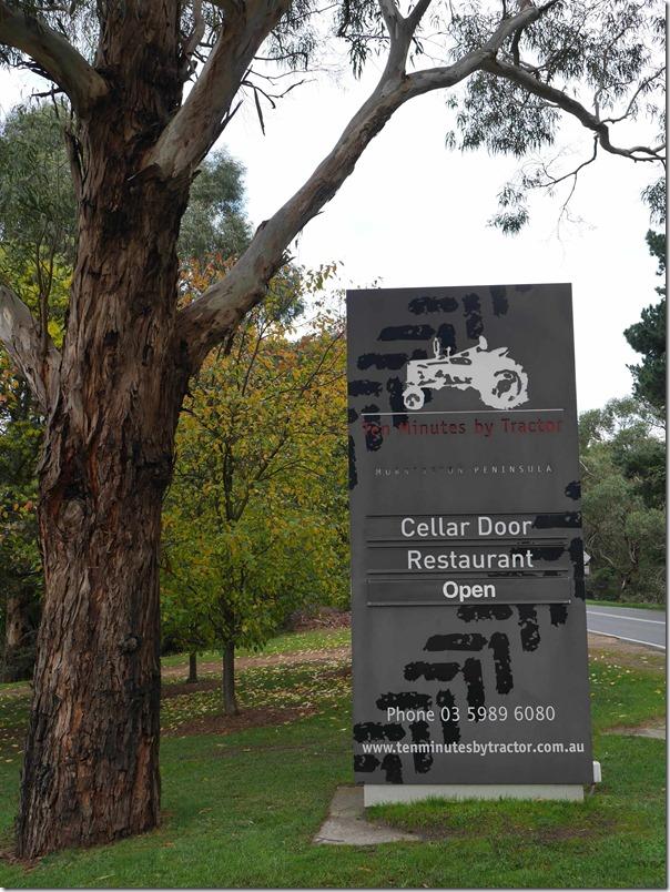 Ten Minutes By Tractor 1333 Mornington Flinders road Main Ridge, Mornington Peninsula, Victoria