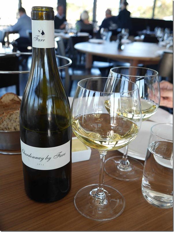 2012 Geelong Chardonnay by Farr $140