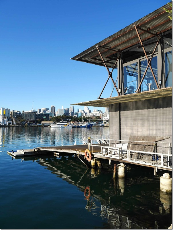 The Boathouse on Blackwattle Bay, Glebe