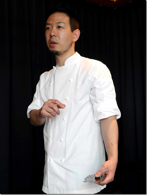 Chase Kojima, Executive Chef of Sokyo, The Star, Sydney