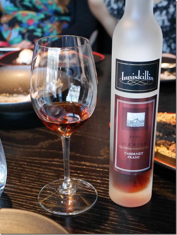 2006 Inniskillin Cabernet Franc Ice Wine