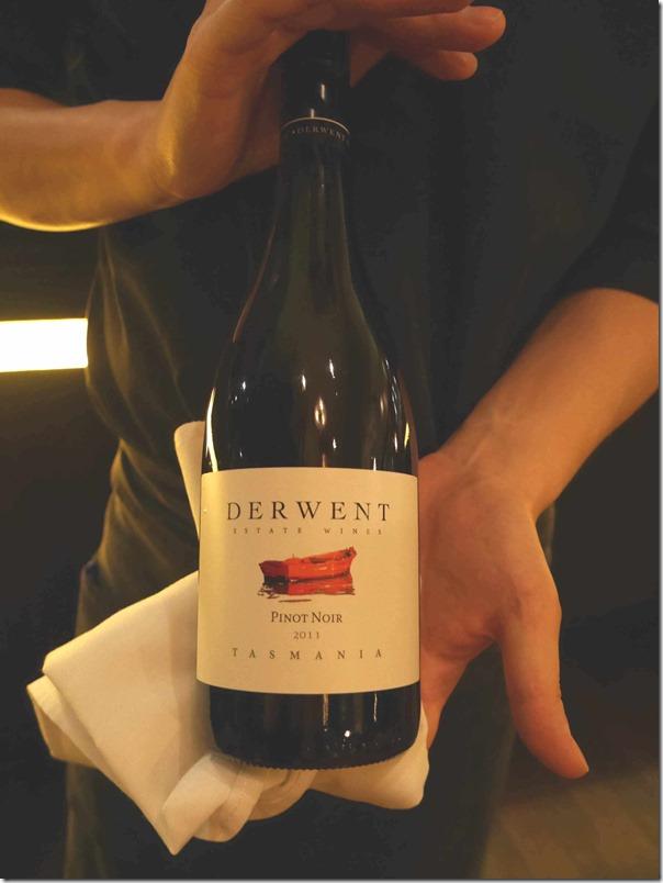 2011 Derwent Estate Wines Pinot Noir $66