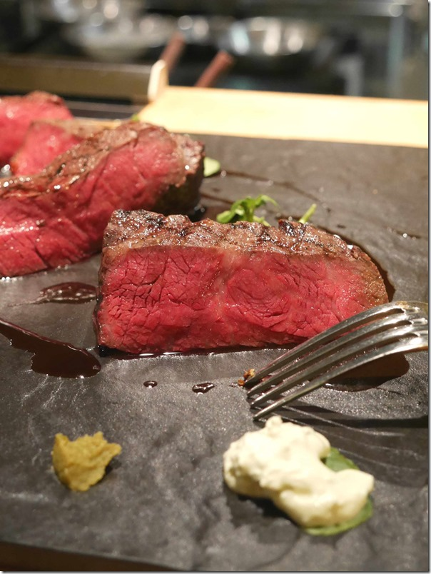 Kobe Wagyu rump cap (300gm grain fed) $56