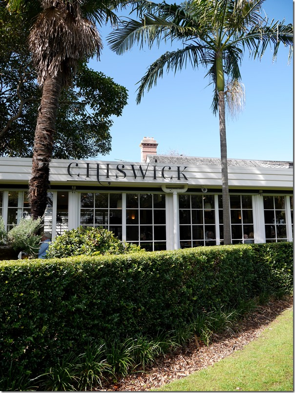 Chiswick, Woollahra