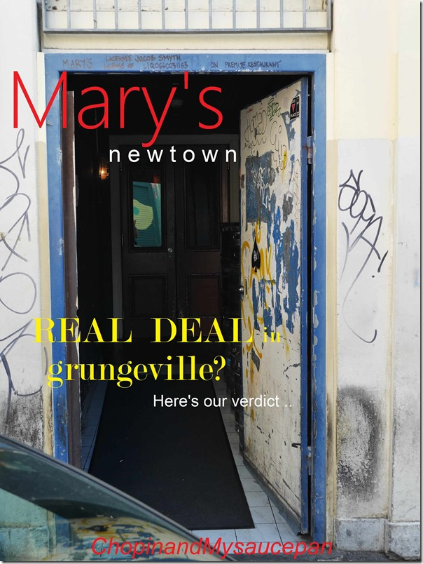 Mary's, Newtown