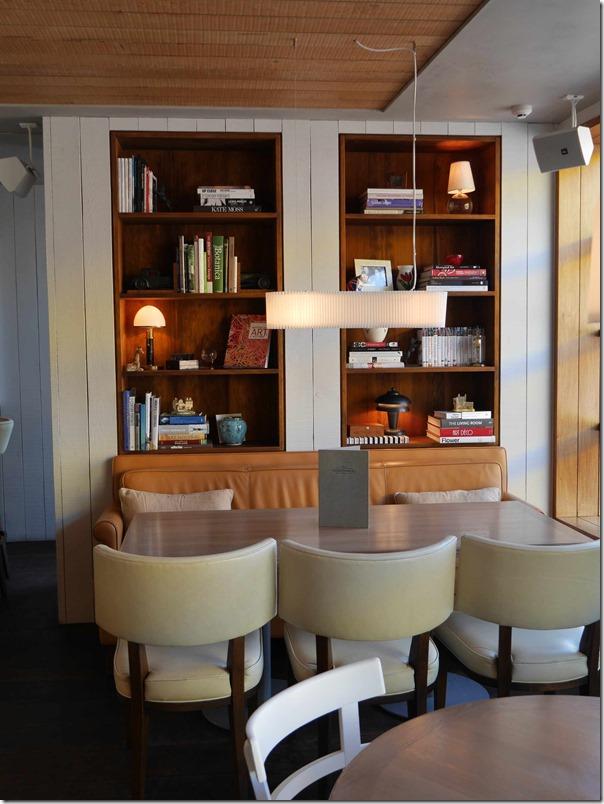Dining room at Hotel Centennial, Woollahra