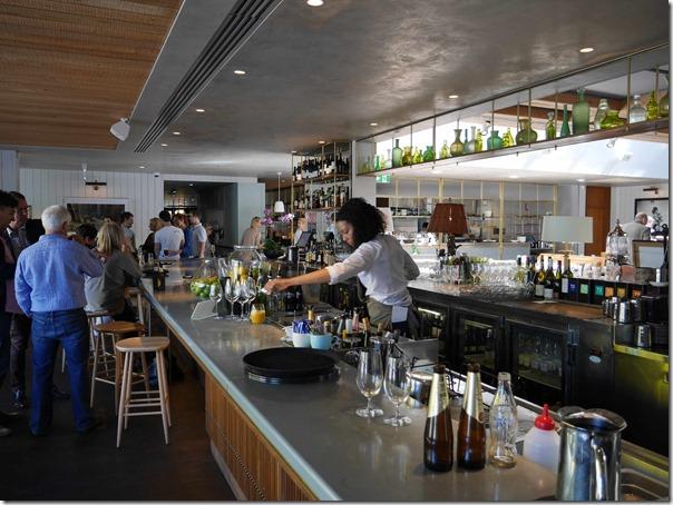 Cocktail bar at Hotel Centennial, Woollahra