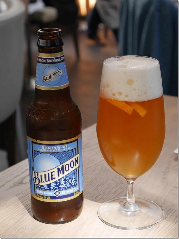 Blue Moon Belgian White $8.50