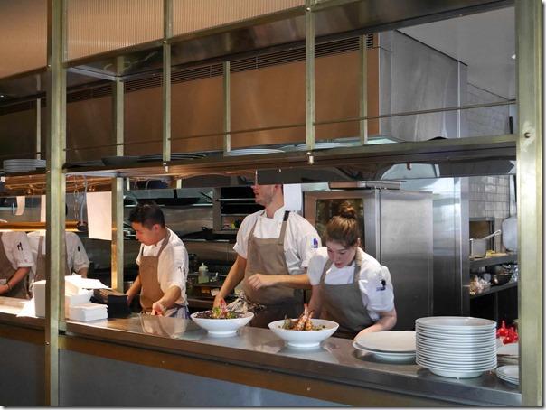 Chefs at work ~ Hotel Centennial, Woollahra