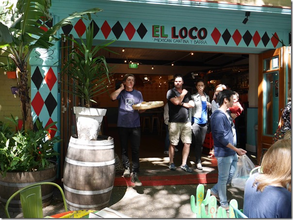 El Loco Mexican Cantina, Surry Hills