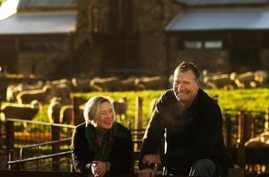 John & Jan Agas, Hutton Vale Farm (Photo credit: Hutton Vale Farm)