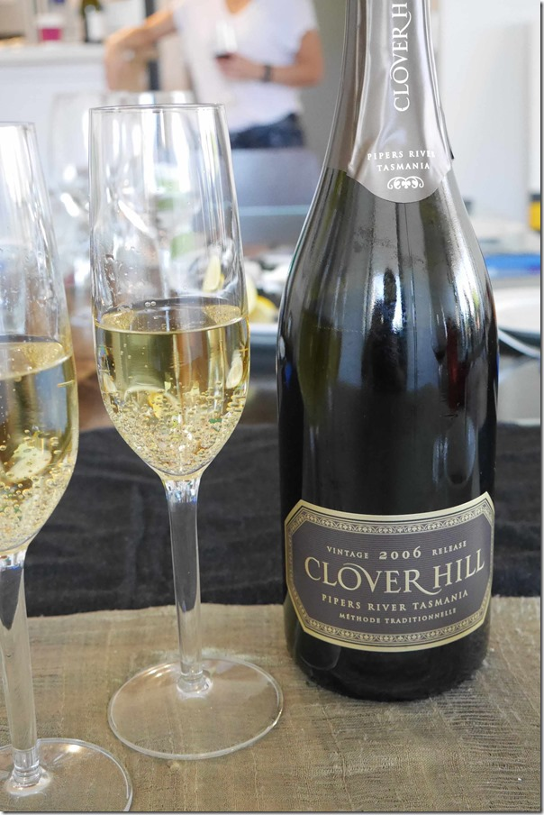 2006 Clover Hill sparkling wine