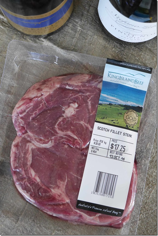 King island scotch fillet
