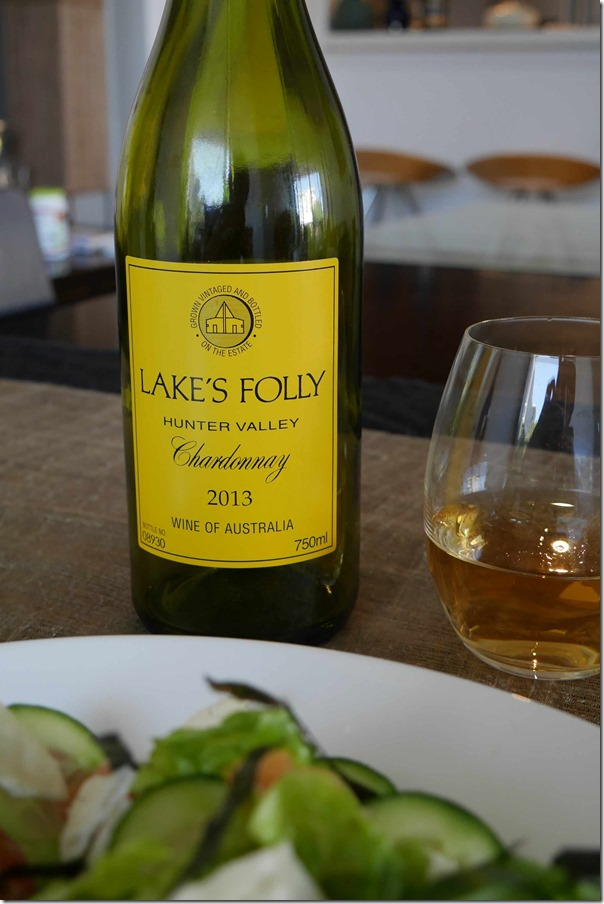 2013 Lake's Folly Chardonnay